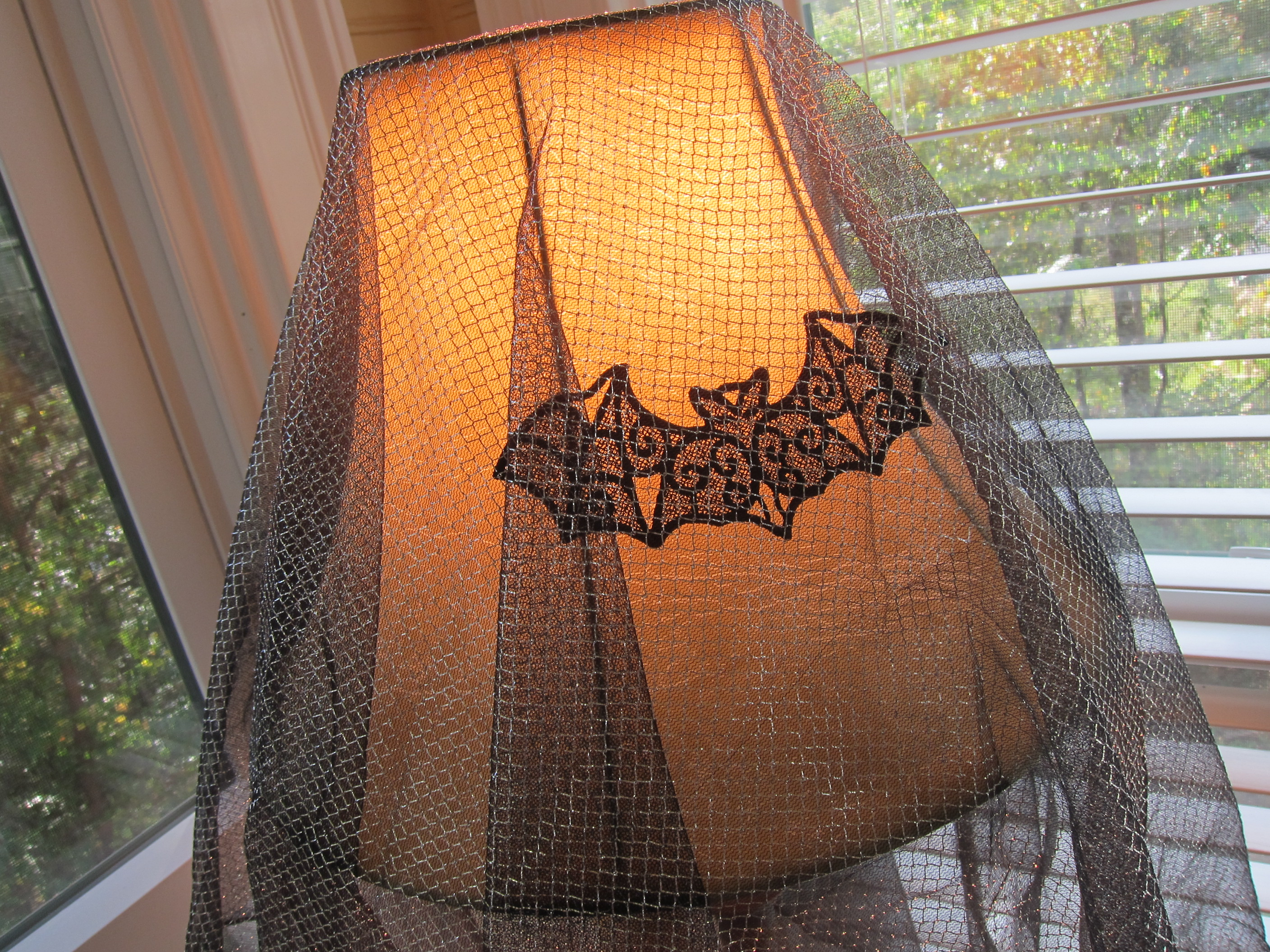 Bat embroidery design from urbanthreads.com.