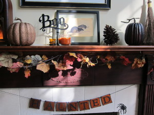 Halloween Home Decor Inspiration!