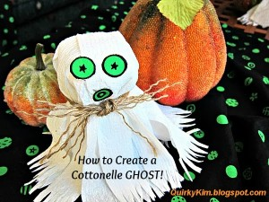 Cottonelle GHOST How-To!