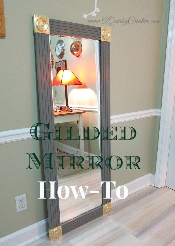 Gilded Mirror Full Featured