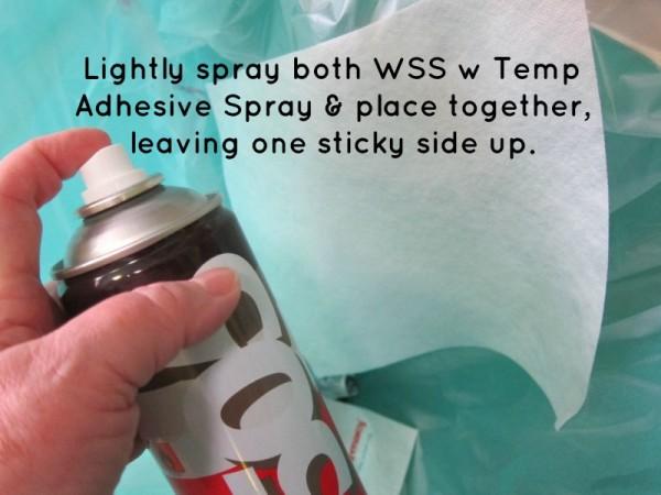 Spray Temp Adhesive