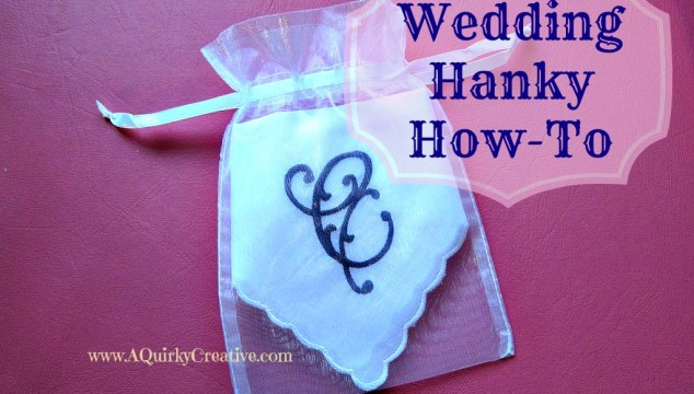 How to Embroider a Hanky