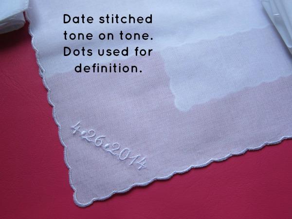 Hanky Folding Date