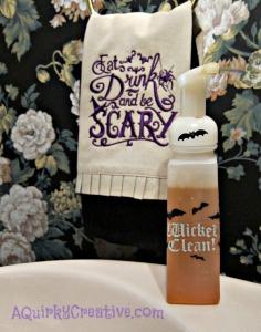 Haunted Halloween Decor!