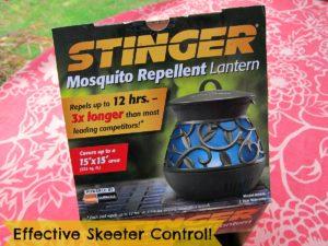 Mosquitoes Go Away!
