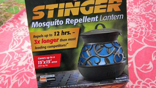 `Stinger Mosquito Repellent Lantern