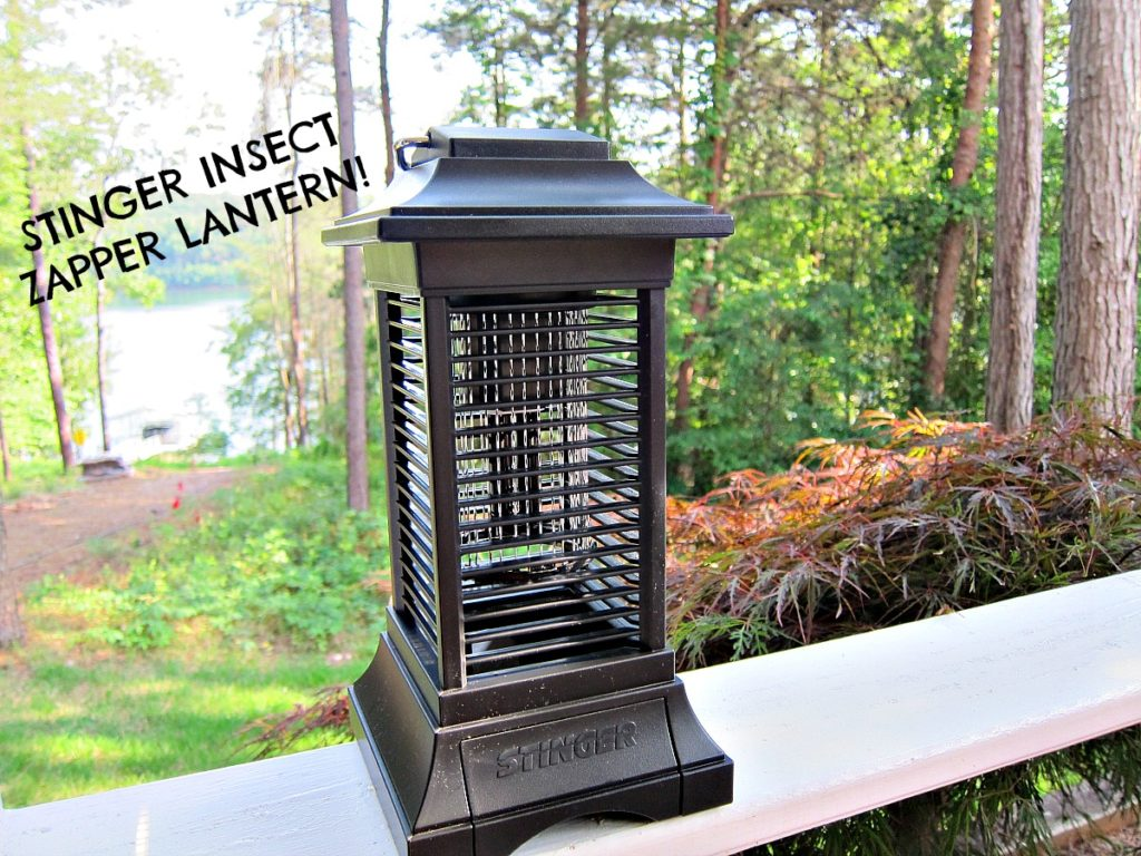 A Stinger Insect Zapper Lantern
